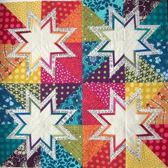 Lone Starburst Pillow Top | by Curly_Boy