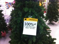 This K-Mart grinch. | 24 People Daring Their Bosses To Fire Them