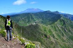Walking in the Teno Mountains, Tenerife by Snapjacs, via Flickr