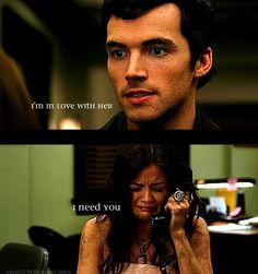 Ezria.  I need you to not be A!