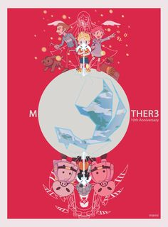 mother 3. by memi on Twitter