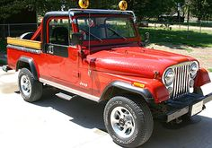 Jeep Scrambler.... Jeep Scrambler, Cj Jeep, Jeep Wave, Jeep Stuff, Black Labs, Vintage Trucks, Broncos, 4x4, Chevy