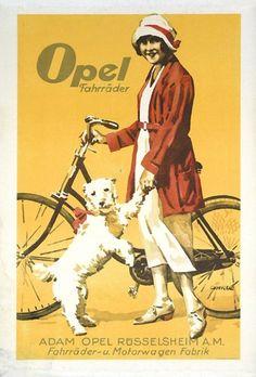 Vintage Advertising Poster | Vintage Poster circa 1930