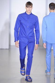Calvin Klein Men's Spring 2014