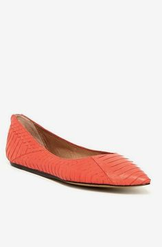 Pointy flats | Sponsored by Nordstrom Rack