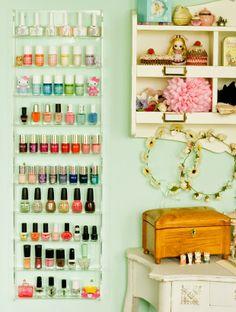 Inspire-se: decoração delicada e feminina