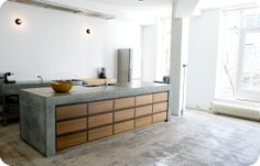 KEUKEN beton studioWP