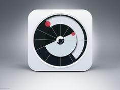 Clock by Mansoor