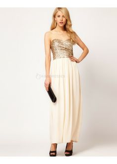 Sheath Silhouette Sweetheart Ankle Length Prom Dress