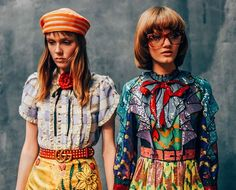 Backstage at Gucci Spring/Summer 2016 @gucci #alessandromichele