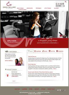 Ten Things I Really Like About the Emma Willard School�s Website