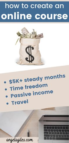 Isn't it time you have the $5K steady months, time freedom, passive side hustle and make more impact?   I will share with you free online course ideas, how to make money and best tips.   We will even talk about layout, learning platforms, inspirational ideas, templates and how to price your premium course!  #onlinecoursecreatingideas #onlinecourseideamakemoney #onlinecourseideasfree #onlinecoursemakemoney #onlinecourseideasbest #onlinecoursedesignartphotography #oninecoursepricing
