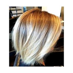 Beautiful Ombre Bob Hairstyles to affect you to accompany the trend. Browse through absurd ombre bob beard blush account to clothing your claimed style. Blonde Bob Haircut, Blonde Bob Hairstyles, Hairstyles 2016, Ombre Bob, Hair Color And Cut, Ombre Hair Color, Blonde Ombre, Neutral Blonde, Hair Colour
