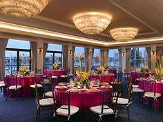 Sheraton San Diego Hotel and Marina San Diego wedding location 92101 San Diego Weddings Corporate Events