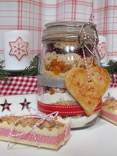 Sütipor ajándékba Gourmet Gifts, Valentine Day Gifts, Spices, Presents, Cheese, Cooking, Cake, Handmade Gifts, Christmas