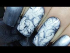 33 Nail Art Tutorial Compilation Videos Part 74 @laqvid Style - YouTube