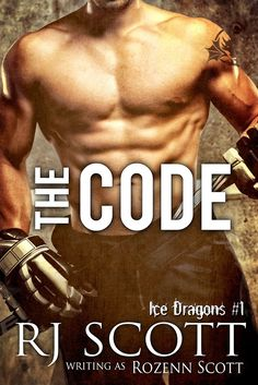 The Code  (Ice Dragons Hockey Romance #1)   http://rozennscott.blogspot.co.uk/2016/08/ice-dragons-hockey-coming-soon.html