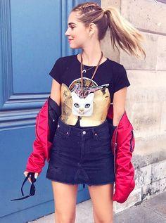 1 peça, 10 looks diferentes que você pode montar com a sua saia jeans » Fashion Break