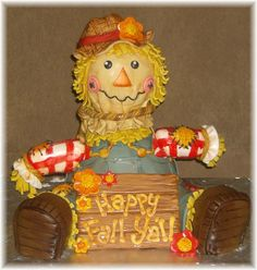 scarecrow by its-a-piece-of-cake, via Flickr