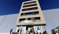 click4crete            : ΗΡΑΚΛΕΙΟ:Νέο ξενοδοχείο πόλης(DOM boutique hotel) Skyscraper, Multi Story Building, Blog, Skyscrapers