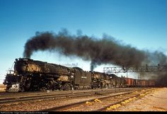 RailPictures.Net Photo: UP 3991 Union Pacific Steam 4-6-6-4 at Cheyenne, Wyoming by Collection of Chris Zygmunt