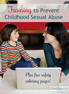 Kimberly Rae continues the mini-series on training parents and child-care providers to recognize and prevent childhood sexual abuse.