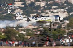 A low pass at Athens Flying Week