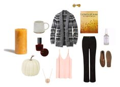 """""""Fall Weekend 2017"""" by hurricanelea on Polyvore featuring L.L.Bean, RGB, John Lewis, ASOS and Jennifer Meyer Jewelry"""