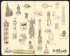 Mattias Inks: I remember house