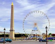 Resultado de imagem para Place le la Concorde