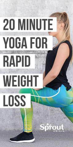 Yoga For Weight Loss, Weight Loss Goals, Easy Weight Loss, How To Lose Weight Fast, Lose Stomach Fat Fast, Lose Belly Fat, Belly Fat Workout For Men, Lose 20 Pounds, Yoga For Beginners