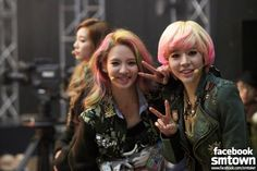 Behind the scenes [I got a boy]