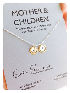 A personal favorite from my Etsy shop https://www.etsy.com/listing/197969371/personalized-gifts-for-mom-mommy