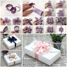 If you want to add a personal touch to the gifts for your friends and family, take a look at this nice DIY idea to make ribbon bows for gift box packaging. A beautiful hand-crafted ribbon bow is a great way to dress up a package and will definitely impress …