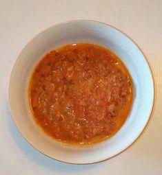 Tomaattisen lempeä linssikeitto Ethnic Recipes, Food, Essen, Meals, Yemek, Eten