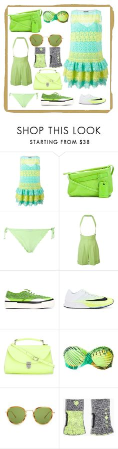 """set for amazing"" by denisee-denisee ❤ liked on Polyvore featuring Moschino, Marsèll, Heidi Klein, Jean-Paul Gaultier, Julien David, NIKE, The Cambridge Satchel Company, Lygia & Nanny, Bottega Veneta and vintage"