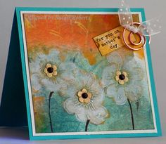 Wild rose - gorgeous colors and technique  http://rainy.blogs.splitcoaststampers.com/2008/04/22/beates-tuesday-inspiration-challenge-10/