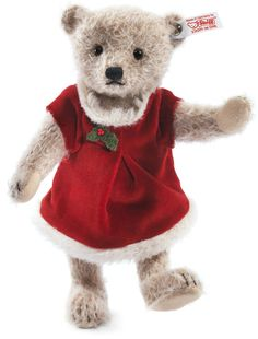 Steiff Limited Edition Romy Christmas Teddy Bear, 035371. | Jouets et jeux, Peluches, doudous, Ours | eBay!