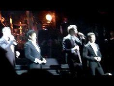 No llores por mi Argentina - Il Divo Luna Park 2012 Argentina
