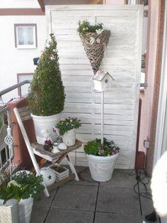 Terrasse / Balkon 'Der neue Balkon' - My Home is my Castle - Zimmerschau