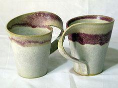 Most recent Photo slab pottery mugs Style Raku Pottery, Pottery Handbuilding, Slab Pottery, Pottery Mugs, Pottery Art, Pottery Studio, Ceramic Clay, Ceramic Bowls, Ceramica Artistica Ideas
