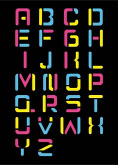 Hi guys, well i need your help, over the summer I have to design a type face on fontstruct, i have done this and i am happy with it, but i want to make . Graffiti Lettering, Block Lettering, 1980s Font, 80s Logo, Small Alphabets, 80s Design, Typography Alphabet, Fancy Letters, Embroidery Letters