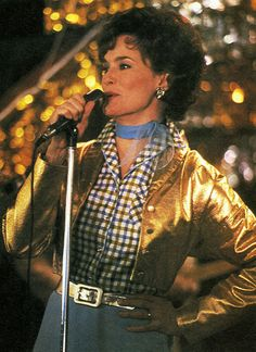 Jessica Lange as Patsy Cline in Sweet Dreams (1985)