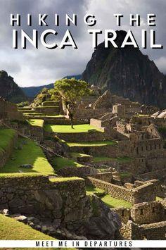 Hiking the Inca Trail with G Adventures | G Adventures offer the BEST Inca Trail tour | Trekking to Machu Picchu | Peru Bucket List | Bucket List Destinations | Peru Itinerary | Inca Trail Hike Packing Lists | Inca Trail Hike Tips | Hike the Inca Trail | Inca Trail Peru | G Adventure Inca Trail | Machu Picchu Peru | Machu Picchu Peru Hike | South America Hike #Peru #IncaTrail #MachuPicchu #SouthAmerica #BucketListTravel Travel Route, Peru Travel, Travel Tips, Machu Picchu Trek, Beautiful Places In Usa, Backpacking Asia, Travel Reviews, G Adventures, Hiking Tips