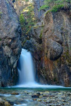 Cat Creek Falls - Kananaskis County, Alberta, Canada