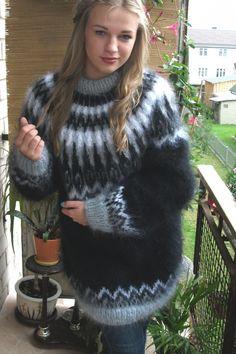 59 Best Abbi Secraa Images In 2019 Mohair Sweater Fox