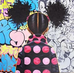 """""""""""GRAFFITI POP AND LOCS"""""""" NEW FROM FRANK MORRISON URBAN MANNERISM COLLECTION. GICLEE ON CANVAS. IMAGE SIZE 30X30 40 LIMITED EDITION. 10 REMARQUES 10 CANVAS ARTIST PROOFS 5 HORS' DE COMMERCE"""