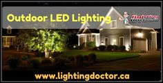 There are many advantages that LED bulbs to have over traditional incandescent or even fluorescent bulbs. These include: a longer life, less energy consumption, and better durability than standard bulbs.  #LEDLighting #LightingDoctor #LandcapeLightingCalgary #Lighting #calgary #Canada www.lightingdoctor.ca
