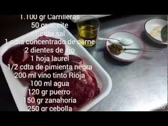 Recetas fáciles Monsieur Cuisine - Carrilleras - YouTube