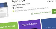 """Analizamos la App """"Folio"""" para Facebook"""